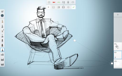 Autodesk SketchBook Resimleri