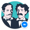 Android JibJab for Messenger Resim