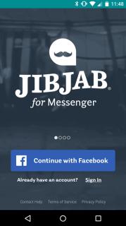 JibJab for Messenger Resimleri