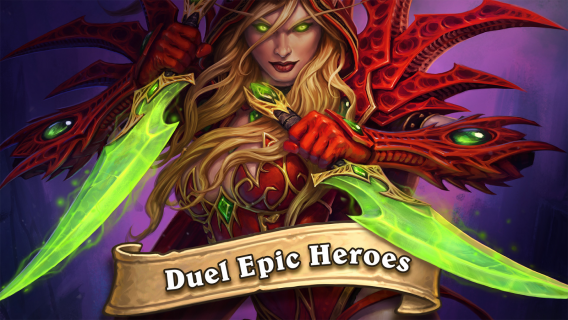 Hearthstone Heroes of Warcraft Resimleri