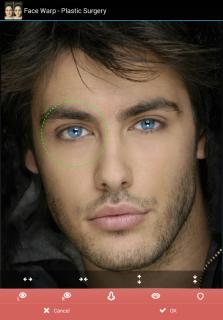 Face Warp - Plastic Surgery Resimleri