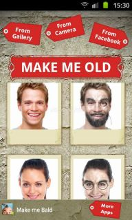 Make me Old Resimleri