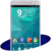 S6 ba�lat�c�s� ve tema Android