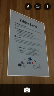 Office Lens Resimleri
