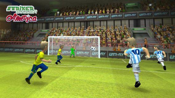 Striker Soccer America 2015 Resimleri