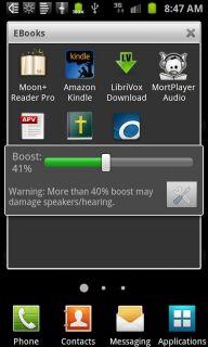 Speaker Boost Resimleri
