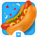 Pişirme Oyunu - Hot Dog Deluxe Android