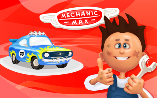 Mechanic Max Araba Tamir Oyunu Indir Android Gezginler