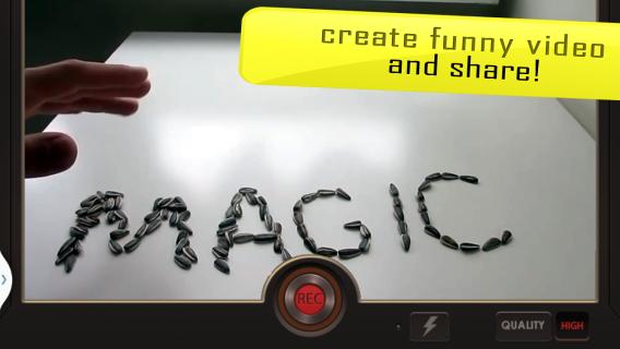 Reverse Movie FX - Magic Video Resimleri