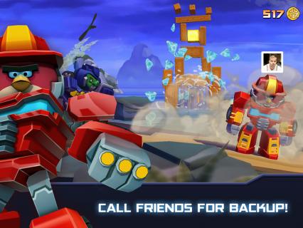 Angry Birds Transformers Resimleri