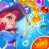 Android Bubble Witch 2 Saga Resim