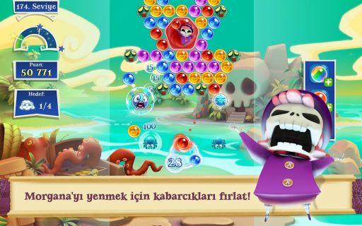 Bubble Witch 2 Saga Resimleri