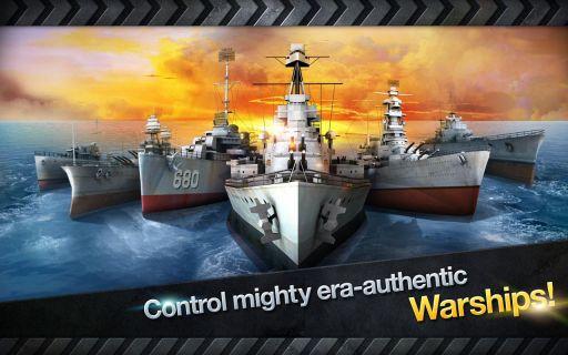 WARSHIP BATTLE:3D World War II Resimleri