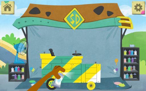 Boomerang Yap ve Yarış Resimleri