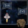 Android Uzay Fatihi Matematik Oyunu Resim