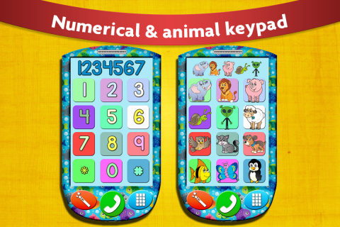 Bebek Telefonu Ücretsiz Oyun Resimleri