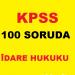 KPSS �dare Hukuku Ders Notlar� Android
