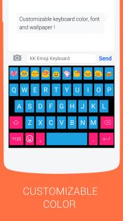 Emoji Keyboard - Emoticons (KK) Resimleri