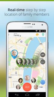 Family Locator - GPS Tracker Resimleri