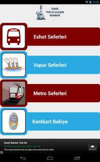 İzmir Toplu Ulaşım Rehberi Resimleri