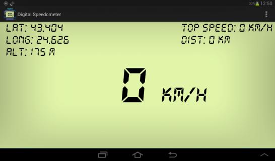 Dijital GPS hız Resimleri