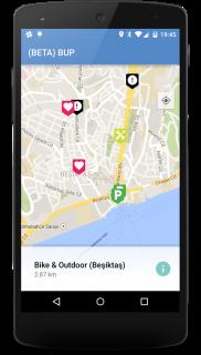 Bisikletli Ulaşım Haritası Resimleri