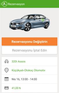 Zipcar Resimleri