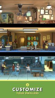 Fallout Shelter Resimleri