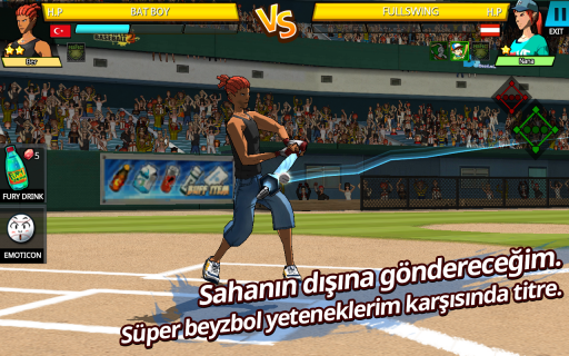 FreeStyle Baseball2 Resimleri
