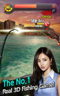 Ace Fishing: Wild Catch Resimleri