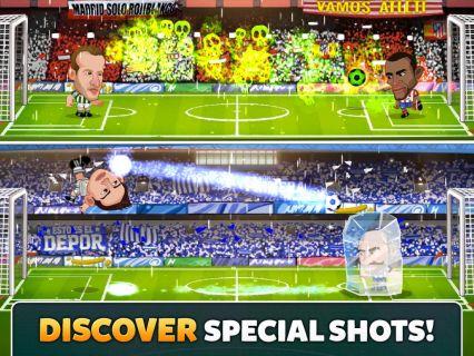 Head Soccer La Liga 2016 Resimleri