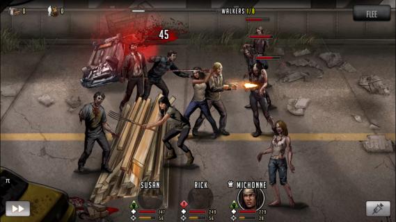 Walking Dead Ölüm Kalım Savaşı Resimleri