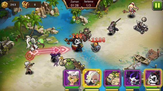 Magic Rush: Heroes Resimleri
