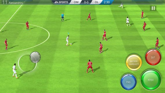 FIFA 16 Ultimate Team Resimleri