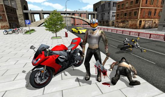 Moto Rivals Resimleri