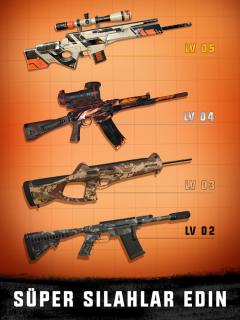Sniper 3D Assassin: Ücretsiz Resimleri