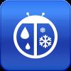 Android WeatherBug Resim