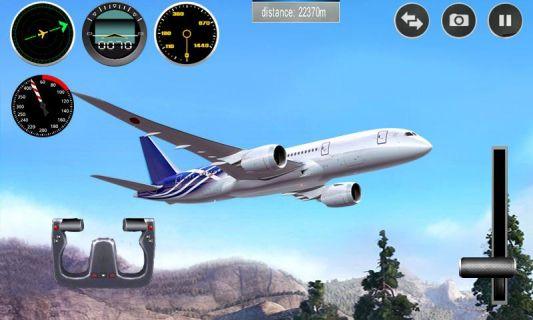 Uçak Simülasyonu - Plane 3D Resimleri