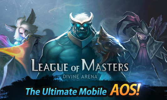 League of Masters Resimleri