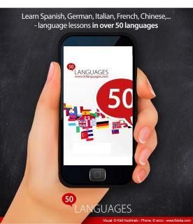 50 languages - 50 dilde Resimleri