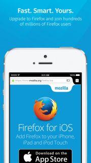 Firefox web browser Resimleri