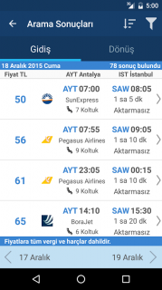 Aerobilet - Uçak bileti, otel Resimleri