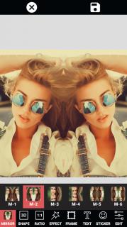 Mirror Image - Photo Editor Resimleri