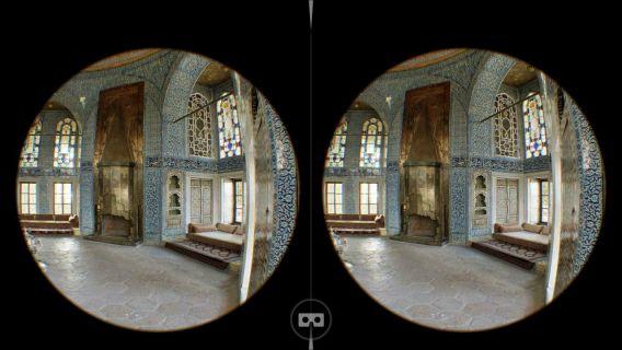 3D Mekanlar Resimleri