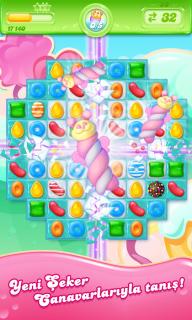Candy Crush Jelly Saga Resimleri