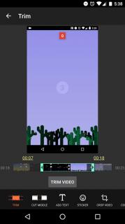 AZ Screen Recorder Resimleri