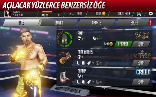 Real Boxing 2 CREED Resimleri
