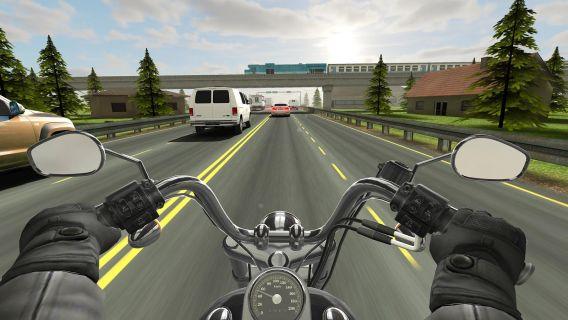 Traffic Rider Resimleri