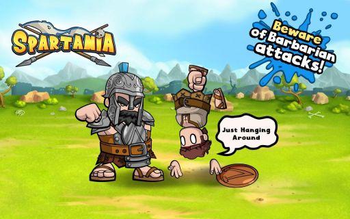 Spartania: The Spartan War Resimleri