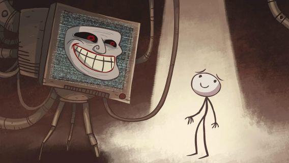 Troll Face Quest Unlucky Resimleri